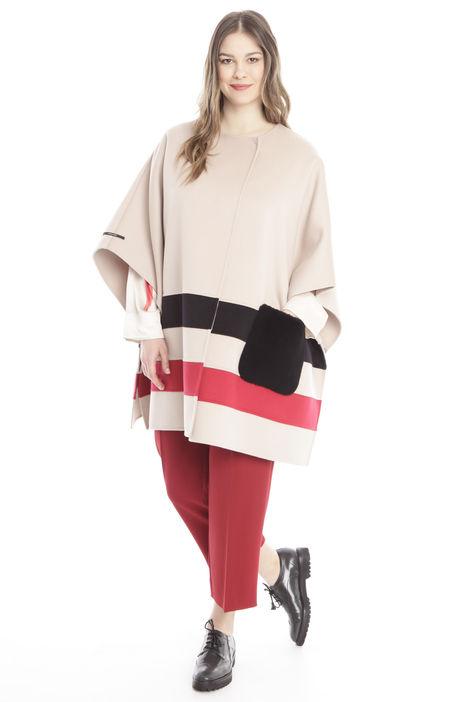 Cappa in lana vergine Diffusione Tessile