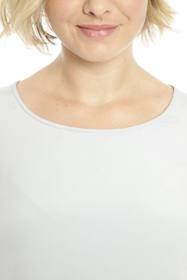 Blusa in pura seta Diffusione Tessile