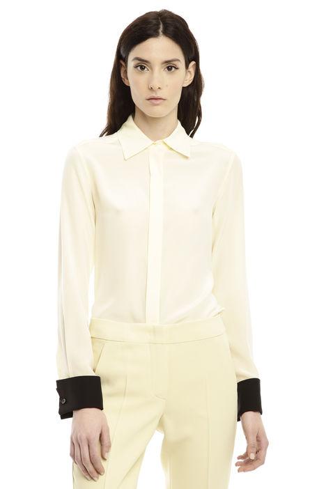 Camicia con polsini removibili Diffusione Tessile
