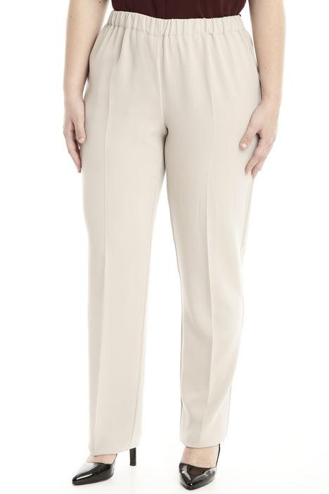 Pantalone classico in triacetato Diffusione Tessile