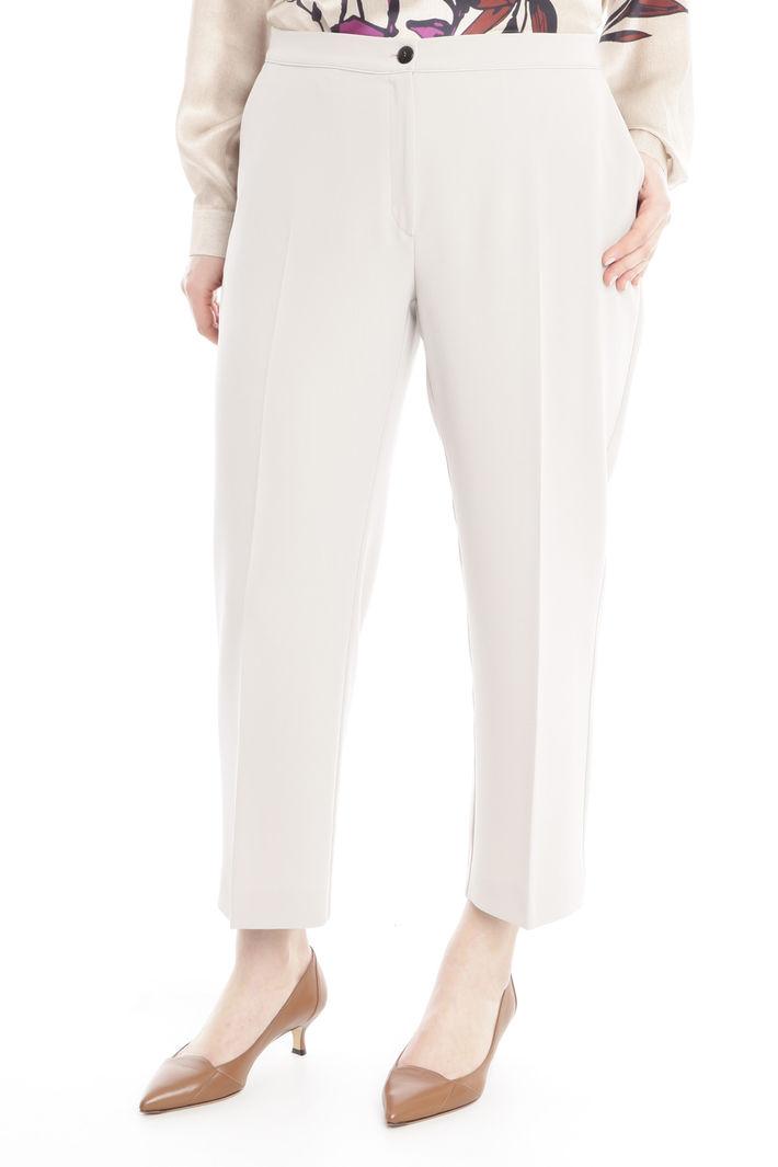 Pantalone morbido in triacetato Diffusione Tessile