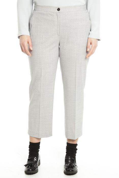 Pantalone in lana leggera Diffusione Tessile