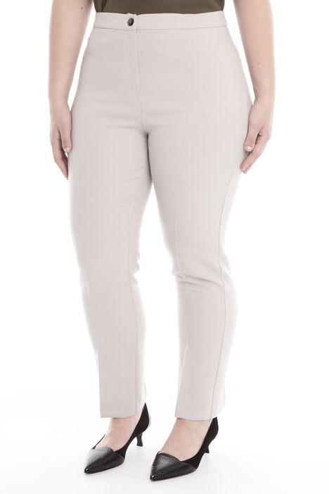 Pantalone in doppio di lana Diffusione Tessile