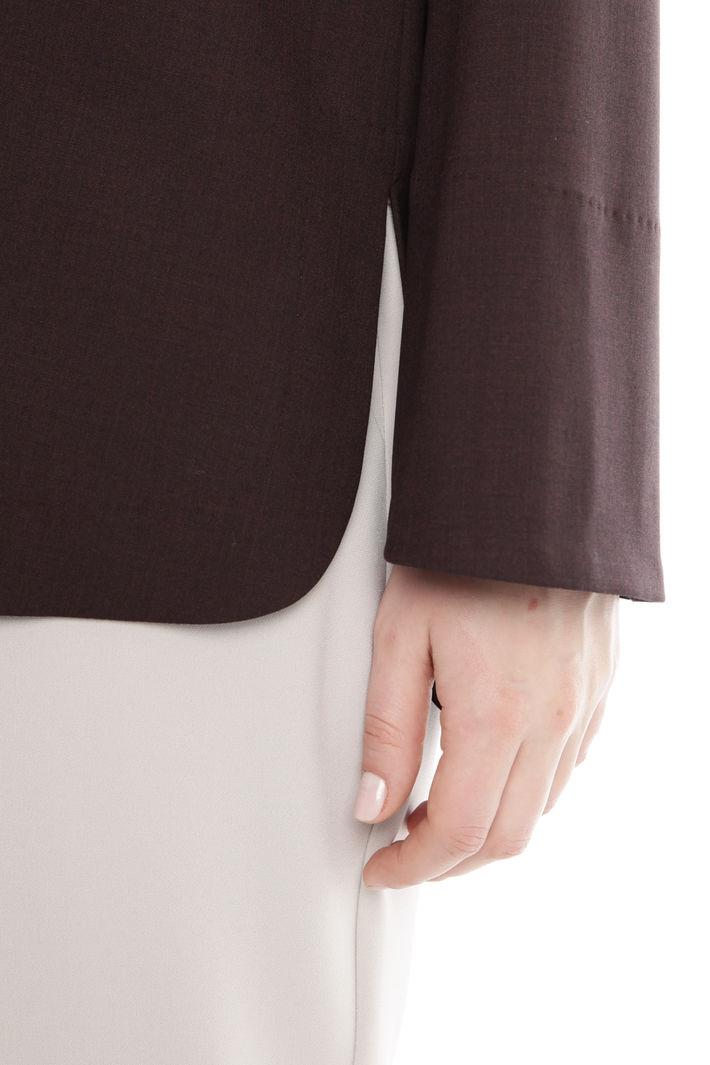 Casacca in fresco di lana Diffusione Tessile