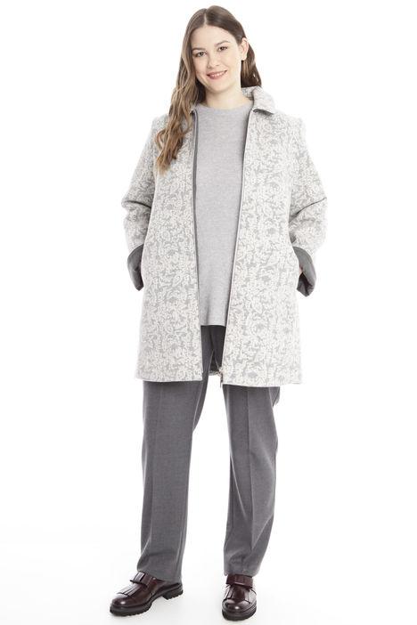 Capospalla in feltro di lana Diffusione Tessile