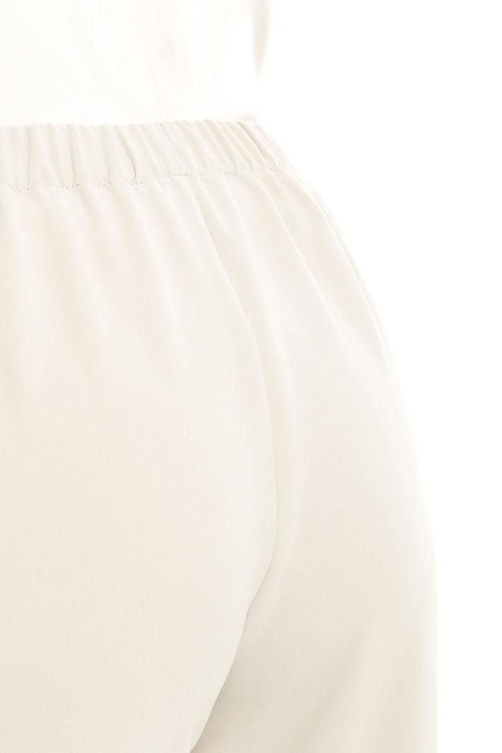 Pantaloni cropped Diffusione Tessile