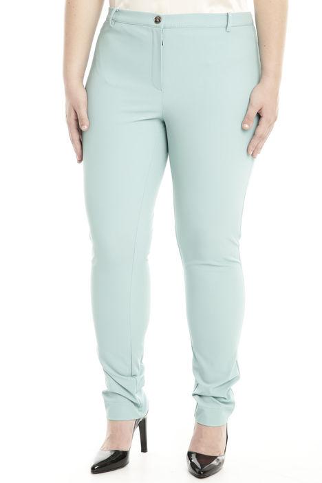 Pantalone in tessuto stretch Diffusione Tessile