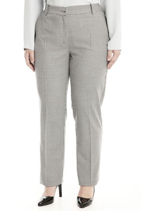 Pantalone in flanella stretch Diffusione Tessile