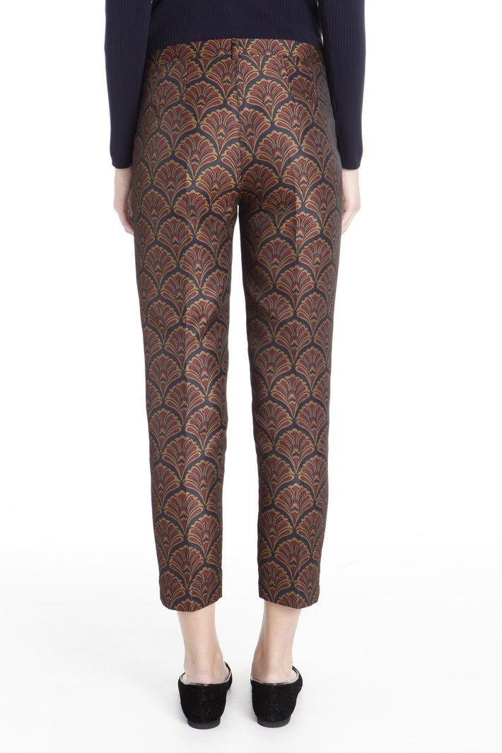 Pantaloni jacquard Fashion Market