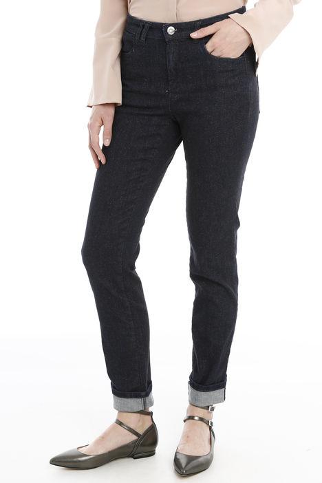 Jeans con inserti lurex Diffusione Tessile