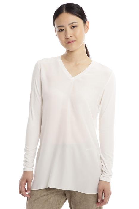 T-shirt bitessuto Diffusione Tessile