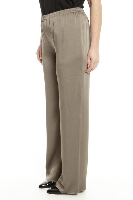 Pantalone morbido in cady Diffusione Tessile