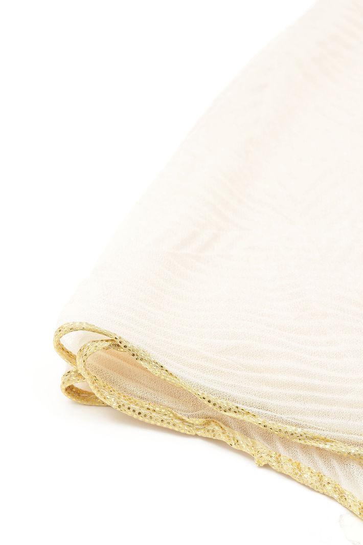 Sciarpa con profilo lurex Fashion Market