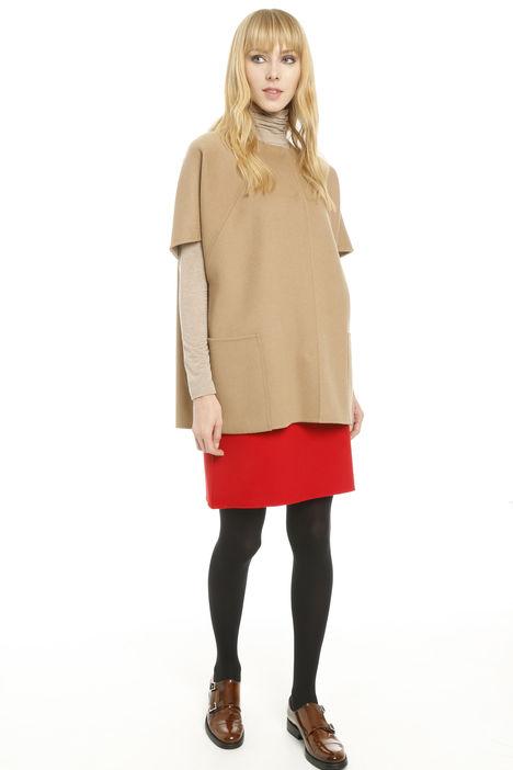 Cappa in panno di lana Diffusione Tessile
