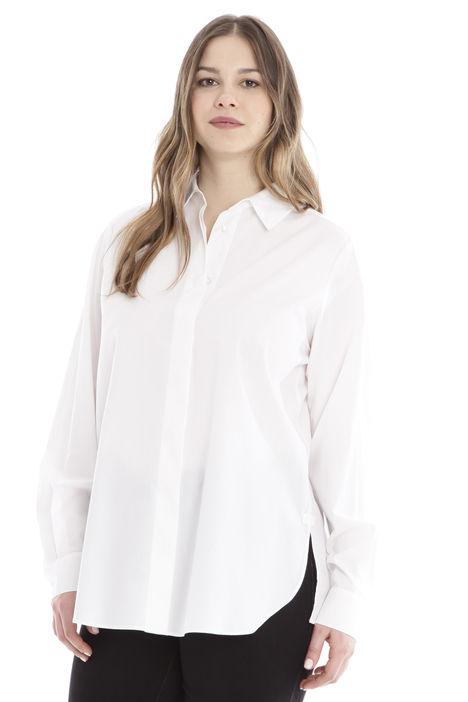Camicia comfort in popeline Diffusione Tessile
