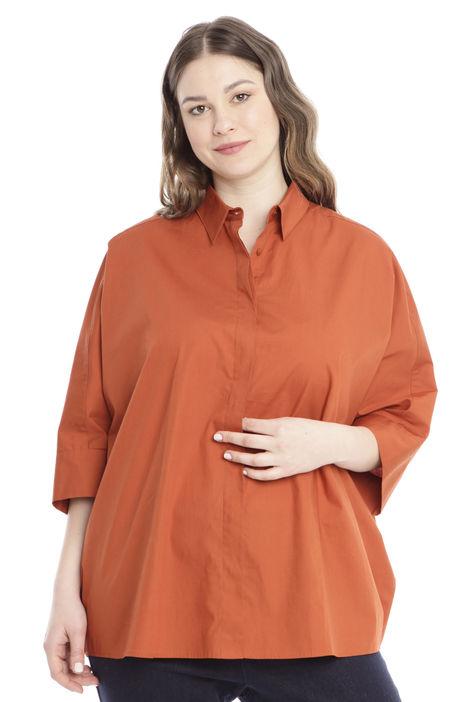 Camicia over maniche a kimono Diffusione Tessile