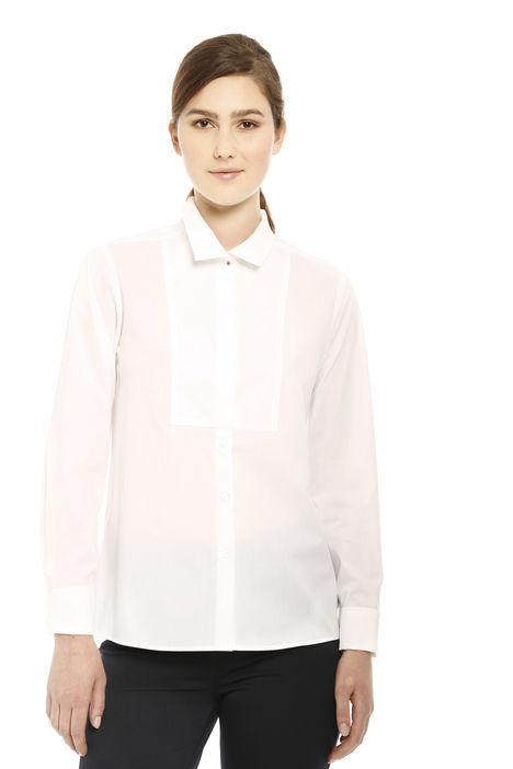 Camicia con plastron Diffusione Tessile