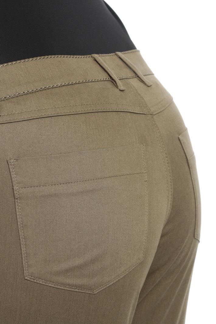 Pantalone con orlo in pizzo Diffusione Tessile