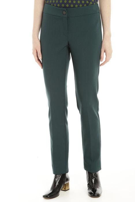 Pantaloni senza tasche Diffusione Tessile