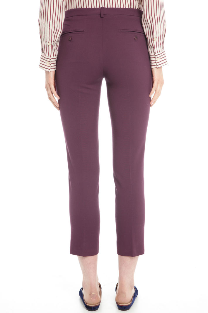 Pantaloni classici in cady Diffusione Tessile
