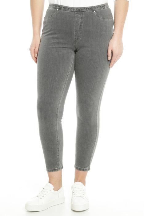 Pantalone in jersey denim Diffusione Tessile