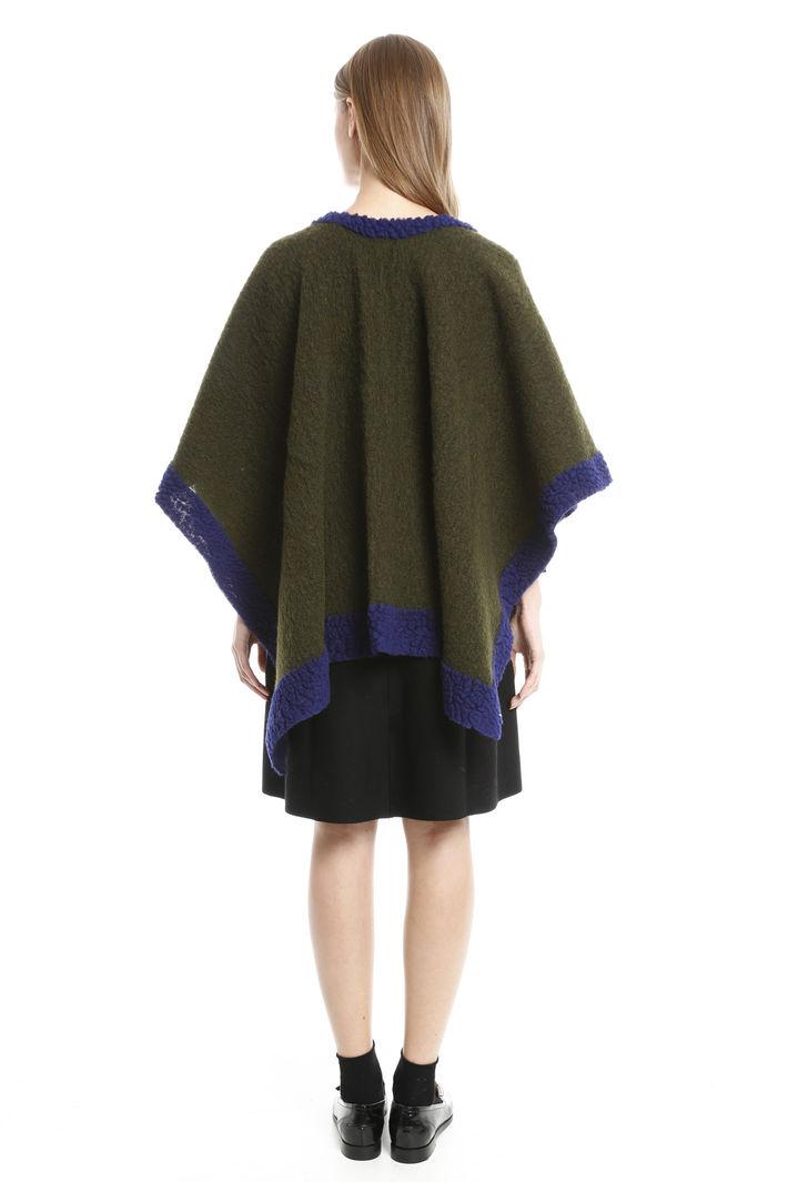 Poncho bicolore Fashion Market