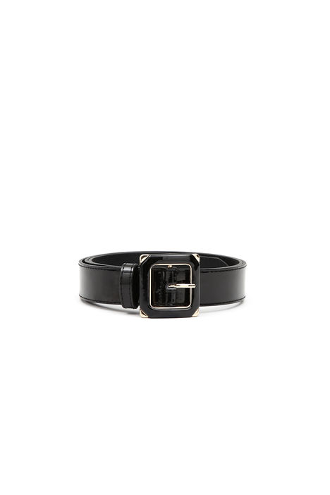 Cintura con fibbia geometrica Diffusione Tessile