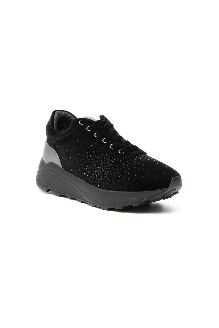 Sneakers velluto Fashion Market