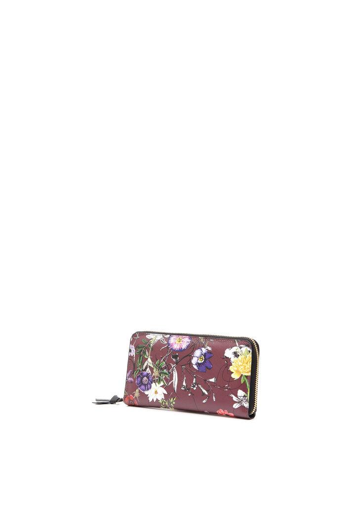 Portafoglio a fiori Fashion Market