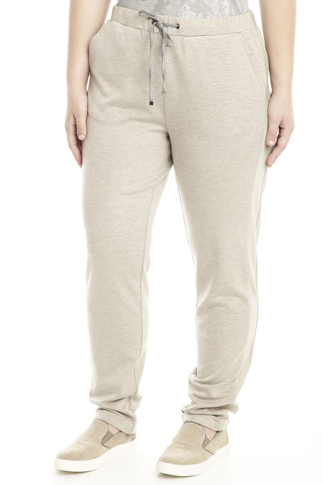 Pantalone jogging in jersey Intrend
