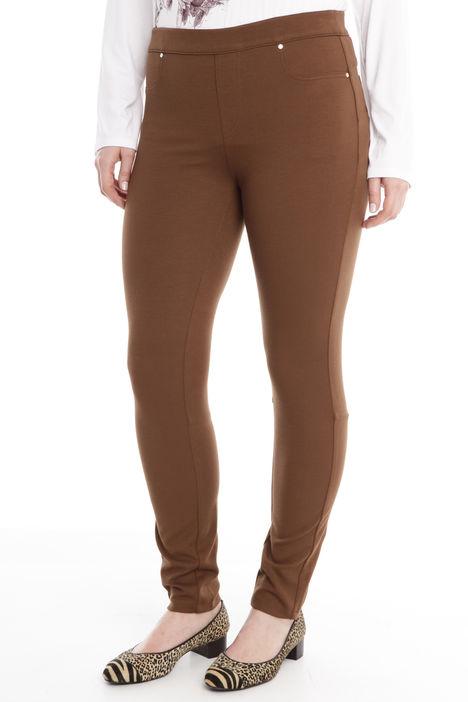 Pantalone leggings in jersey Diffusione Tessile