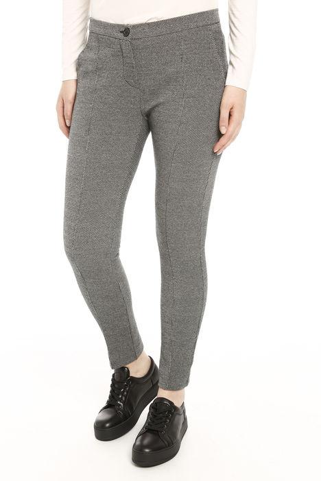 Pantaloni in filo tinto Diffusione Tessile
