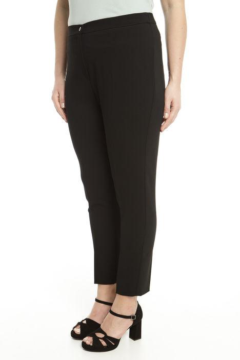 Pantaloni in crepe Diffusione Tessile