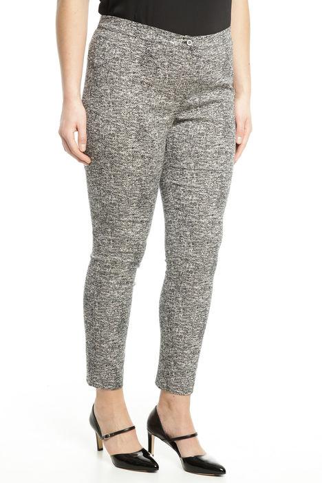 Pantalone in misto cotone Diffusione Tessile