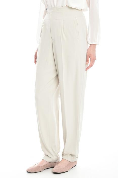 Pantaloni con cinturino Diffusione Tessile