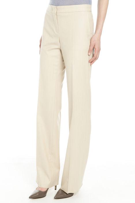Pantaloni linea dritta Diffusione Tessile