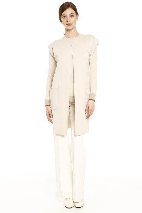 Capospalla in maglia Diffusione Tessile