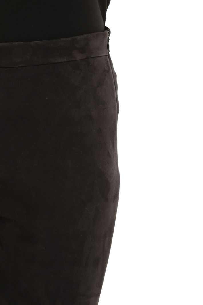 Pantaloni bimateriale Diffusione Tessile