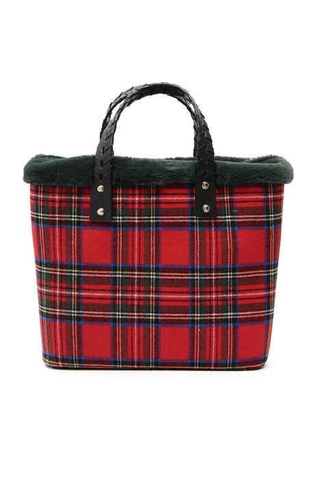 Shopping bag fantasia Diffusione Tessile