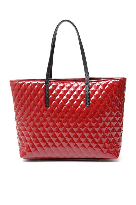 Shopping bag trapuntata Diffusione Tessile
