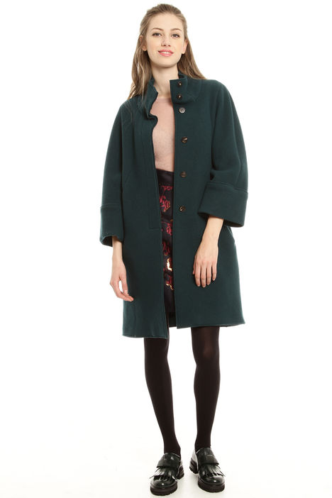 Cappotto double in misto lana Intrend