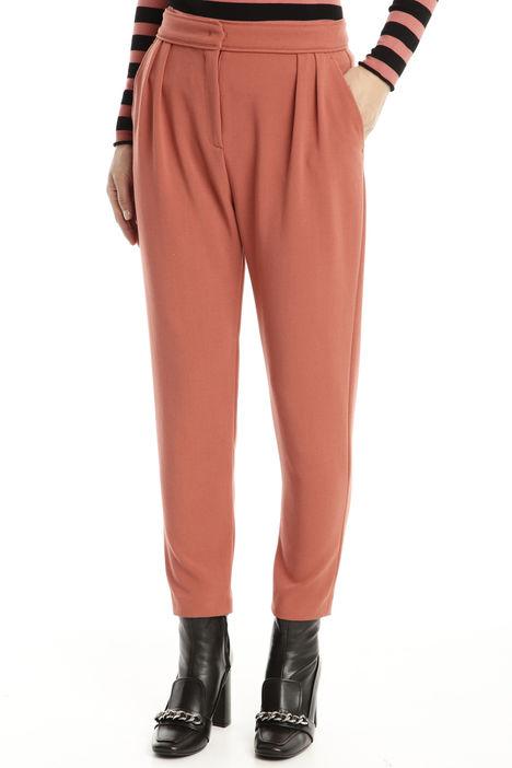 Pantalone stretch a sigaretta Diffusione Tessile