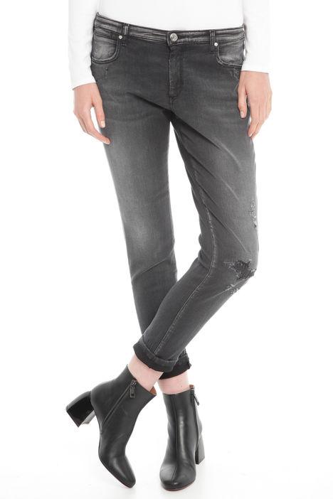 Jeans in denim stretch Intrend