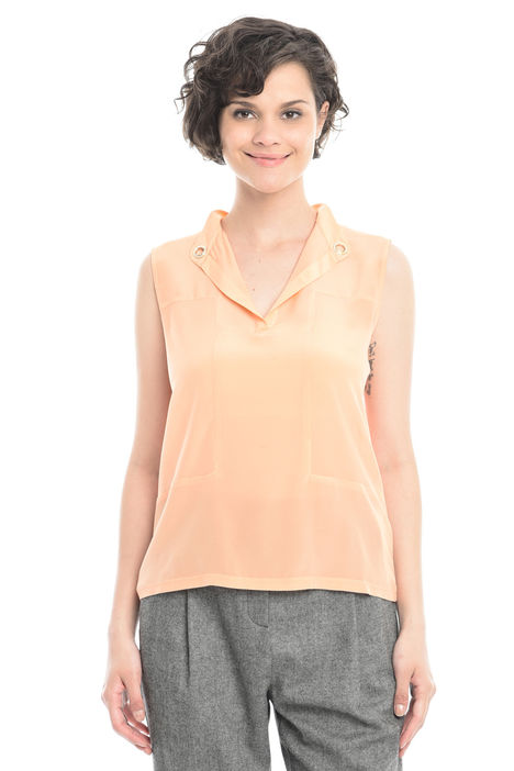 Top in crepe e jersey Intrend