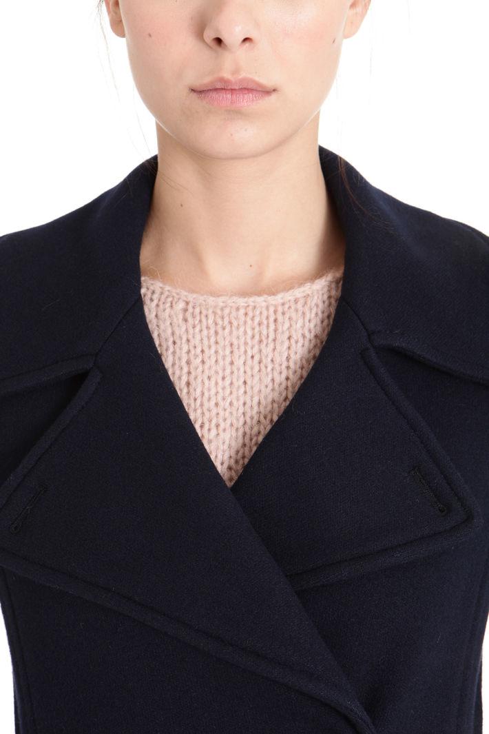 Cappotto lungo foderato Fashion Market