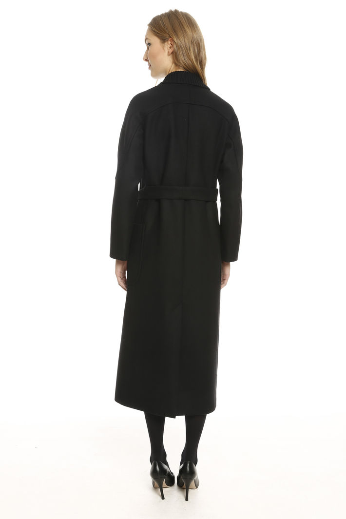 Capospalla in lana vergine Fashion Market