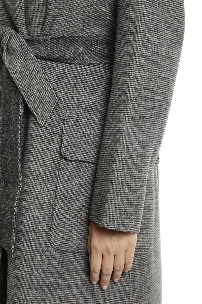 Cappotto reversibile in panno Fashion Market