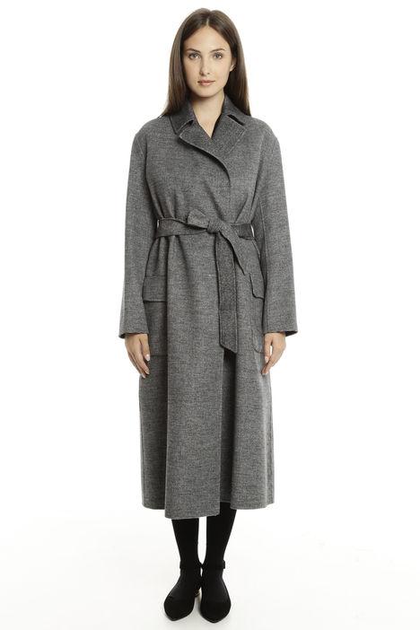 Cappotto reversibile in panno Diffusione Tessile