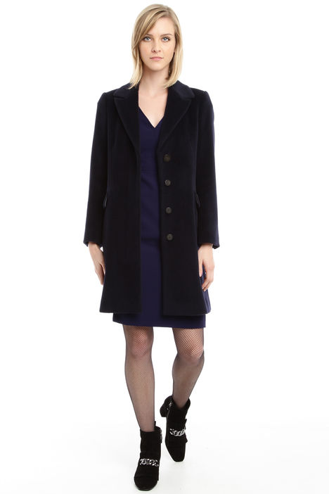 Cappotto in lana e cashmere Intrend