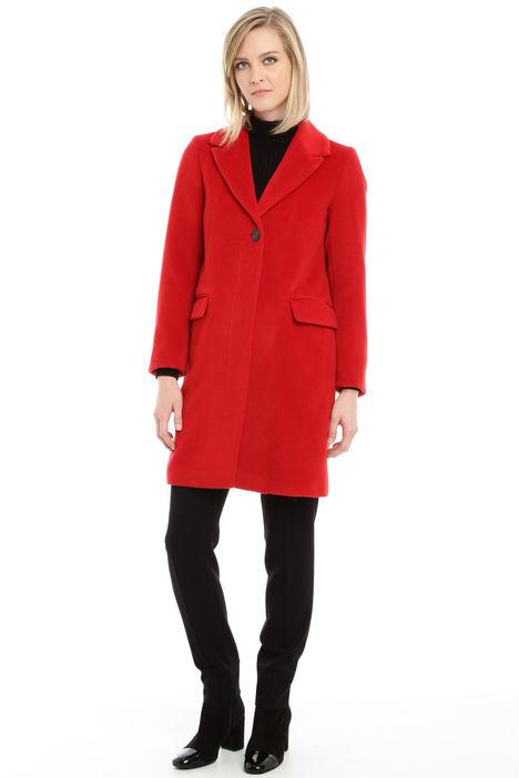 Cappotto in lana Diffusione Tessile